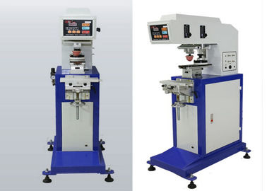 چین Plastic Bottle Cap Automatic Single Pad Printing Equipment With Two Head تامین کننده