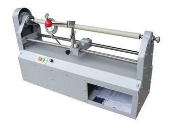 Electric Hot Stamping PET Foil Aluminum Foil Cutting Machine For Stamping machine