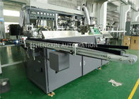 China Auto Baby Bottle Screen Printing Machinery With UV Curing / Air Drying distributor