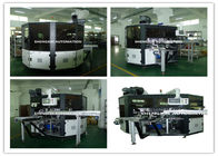 Best PLC System Automatic Screen Printing Machine / Screen Printing On Bottles for sale