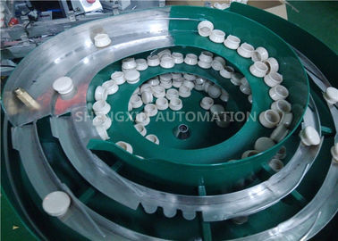 3 Phase Bottle cap Automation Assembly Line 4800Pcs - 6000Pcs / Hr