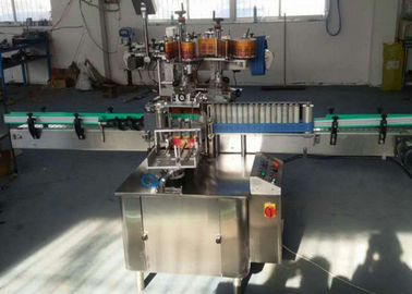 چین High Speed Automatic Labeling Machine , Automatic Label Pasting Machine کارخانه
