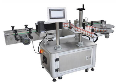 800W Automatic Drinking Water Bottle Labeling Machine 25M / Min